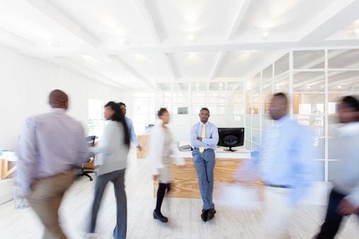 Desk sharing définition partage des espaces de travail desk