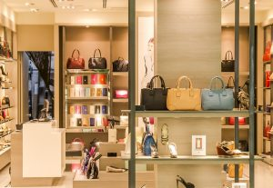 Boutique de vêtements et d'accessoiress