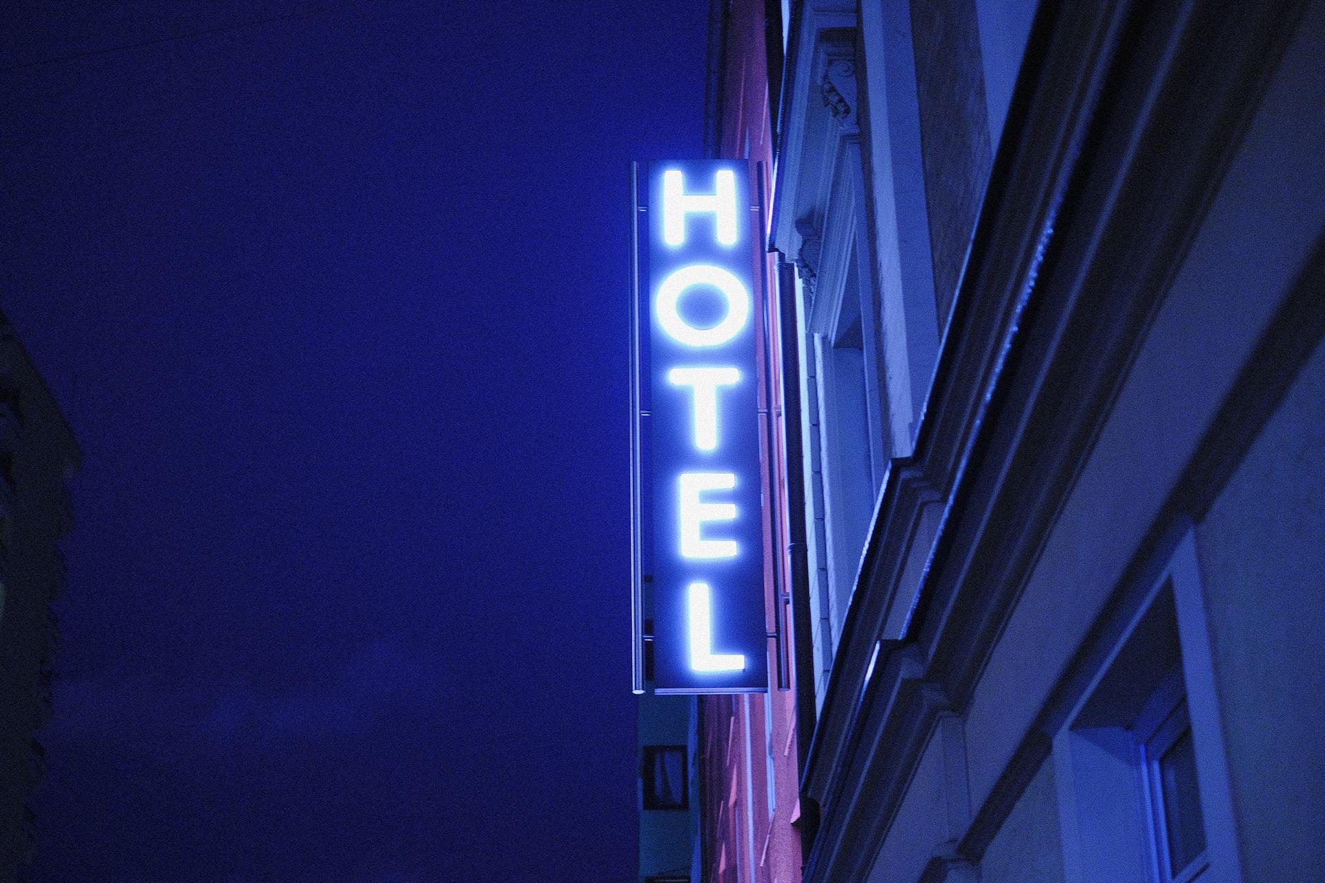 achat hôtel
